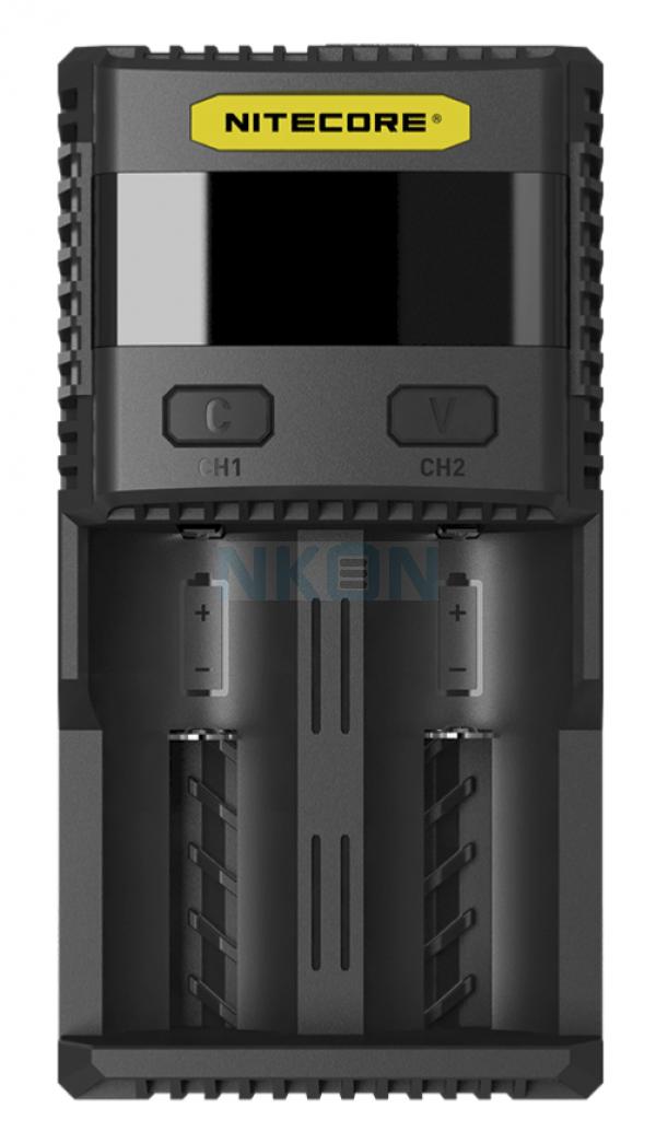 Nitecore SC2 charger