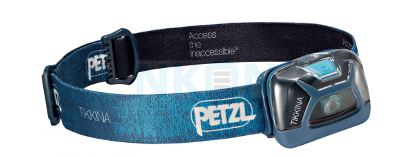 Petzl Tikkina Blue Head Lamp - 150 Lumen (2017)