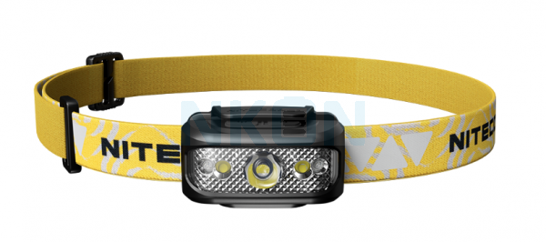 Nitecore NU17 - Headlamp - USB rechargeable