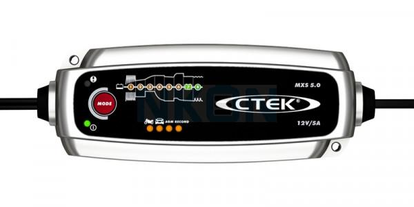 CTEK MXS 5.0 car charger