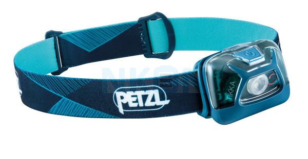 Petzl Tikka Blue Head Lamp - 300 Lumen (2019 Version)
