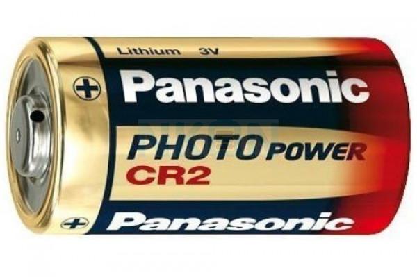 CR2 Panasonic Photo Power - bulk - 3V