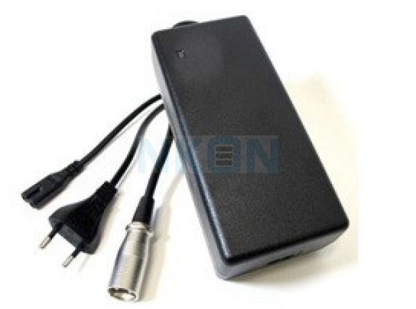 Enerpower 42V XLR5-plug E-bike battery charger - 2A