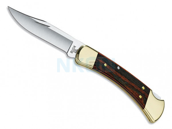 Buck 110 / Buck Folding Hunter Ebony pocket knife