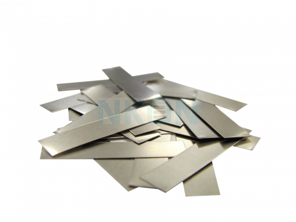 Nickel welding strip - cut - 7mm*0.20mm