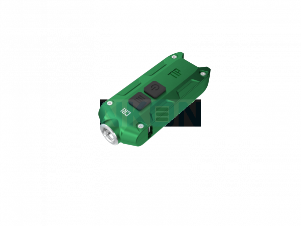 Nitecore Tip CRI - Key Chain Light - Green