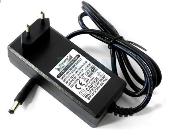 Enerpower/ Fuyuang  12.6V DC-plug E-bike battery charger - 3A