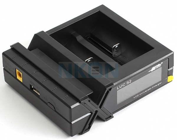 Efest LUC S2 battery charger