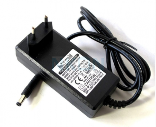 Enerpower 16.8V DC-plug E-bike battery charger - 2A