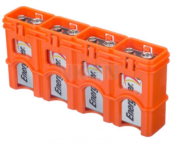 4 9V Powerpax Battery case
