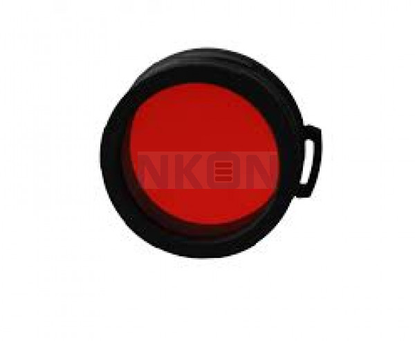 Nitecore Filter 60MM red