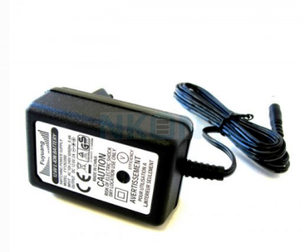 Enerpower/ Fuyuang  12.6V 3S DC-plug E-bike battery charger - 1A