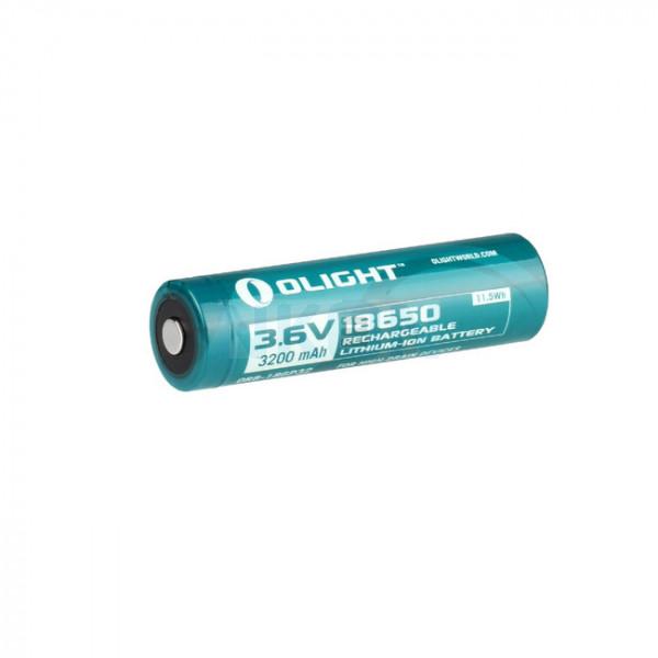 Olight 18650 2600mAh battery for R20