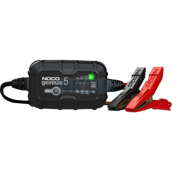 Noco Genius GENIUS5 Multicharger 6 / 12V - 5A