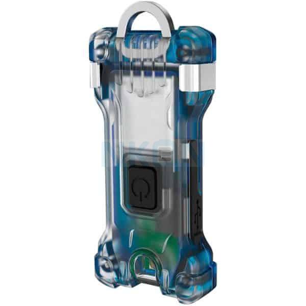 Armytek Zippy - Keychain Light - Blue