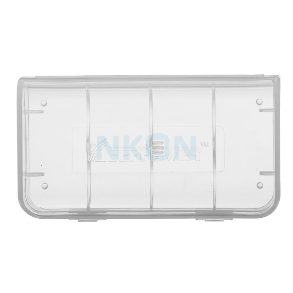 Keeppower 2x 18650 or 4x 18350 battery case