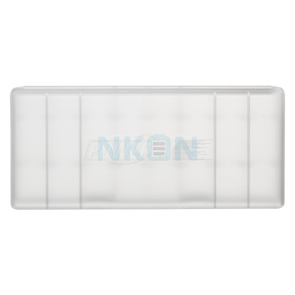 Powerex battery case for 8 AA/AAA batteries