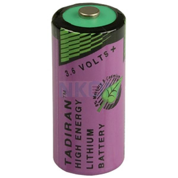 Tadiran SL-761 / 2/3 AA Lithium battery - 3.6V
