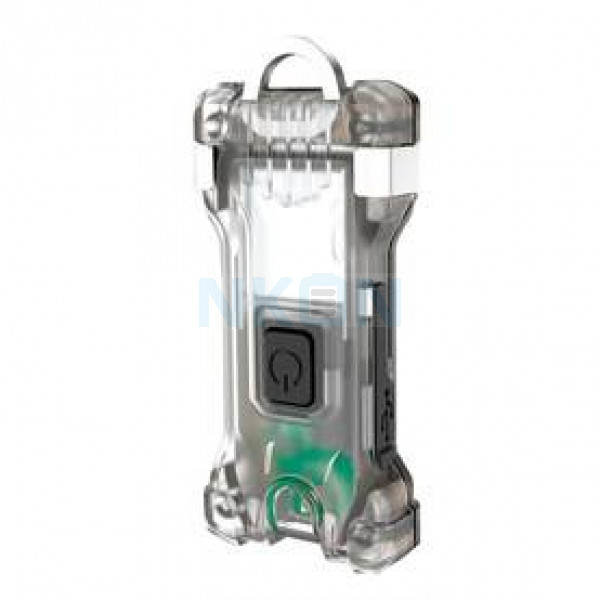Armytek Zippy - Keychain Light - Gray