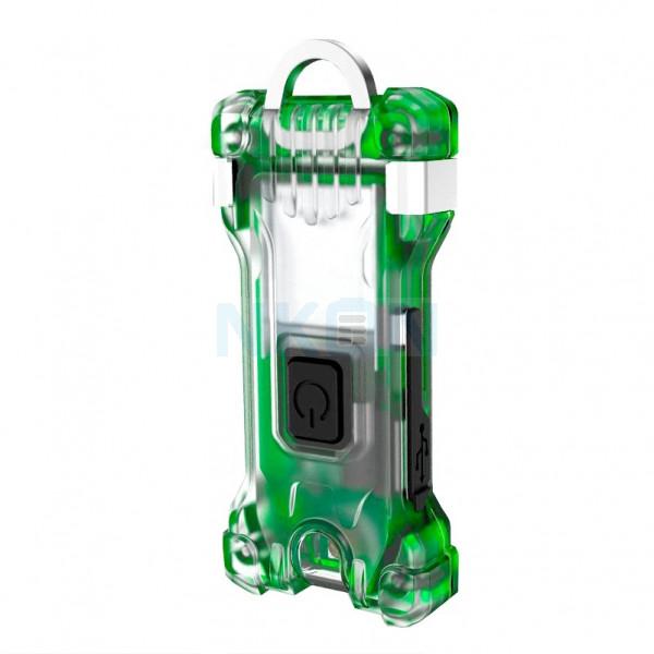 Armytek Zippy - Keychain Light - Green