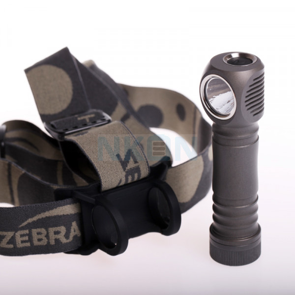 Zebralight H600c Mark IV XHP50.2 4000K High CRI Headlamp