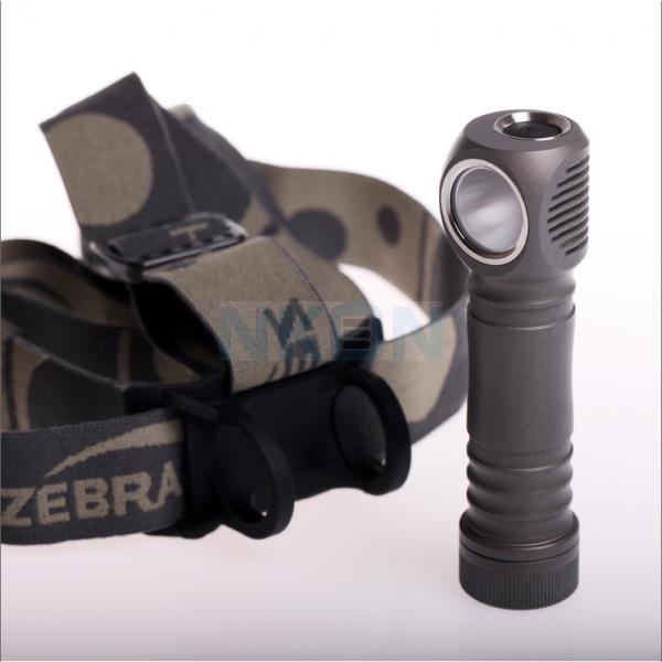 Zebralight H600Fd Mark IV XHP50.2 Floody 5000K High CRI Headlamp