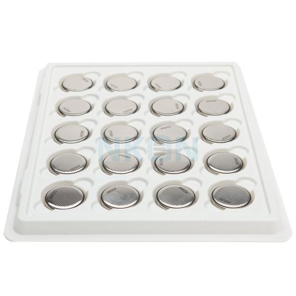 20x Lithium Cell CR2032 - 3V Bulk