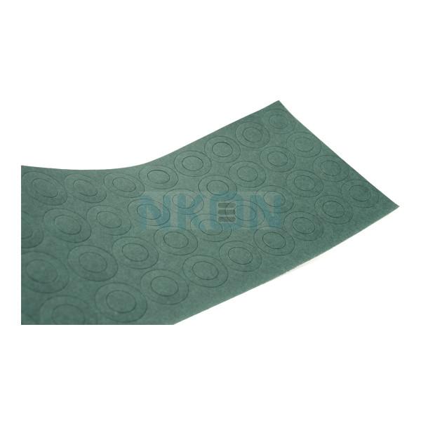Insulation paper 1x18650