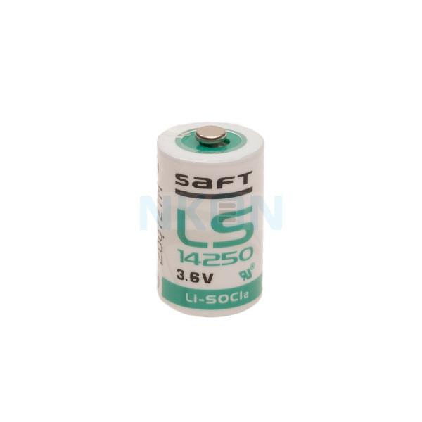 SAFT LS14250 / ½AA  Lithium battery - 3.6V