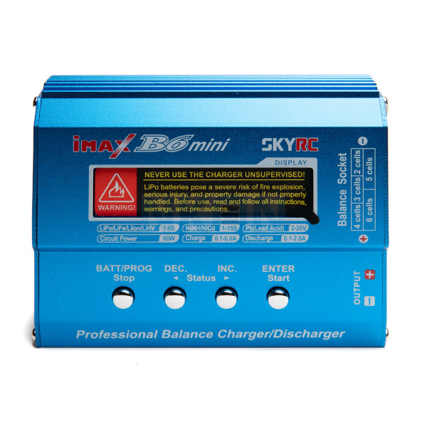 iMax B6mini Professional Balance Charger/Discharger