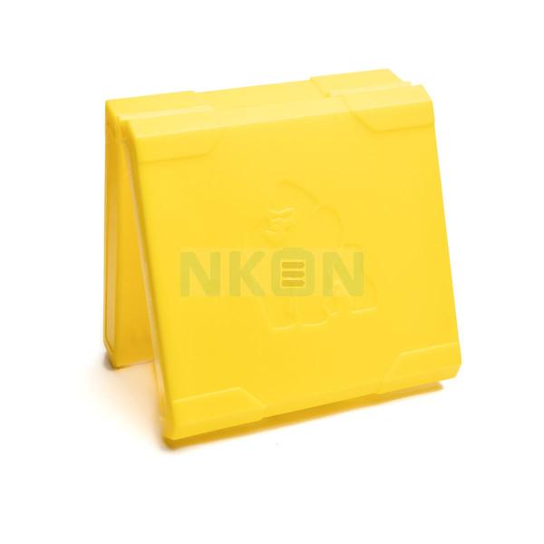 4x18650 Chubby Gorilla battery case - yellow