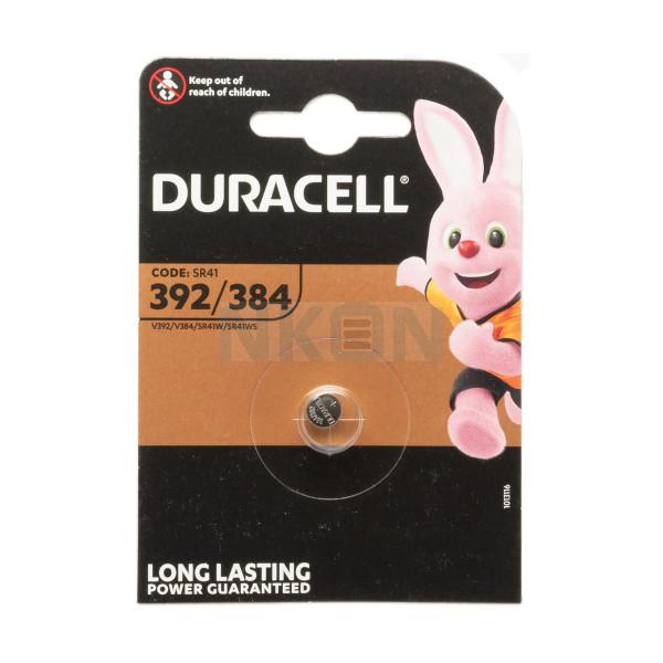 Duracell 392/384 (SR41) - 1.5V