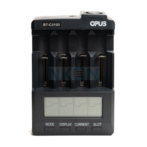 Opus BT-C3100 (version 2.2) Intelligent battery charger