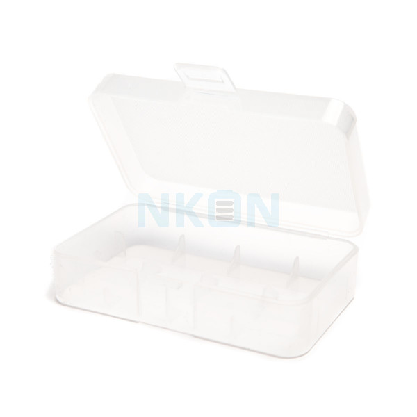 2x20700 or 21700 battery case
