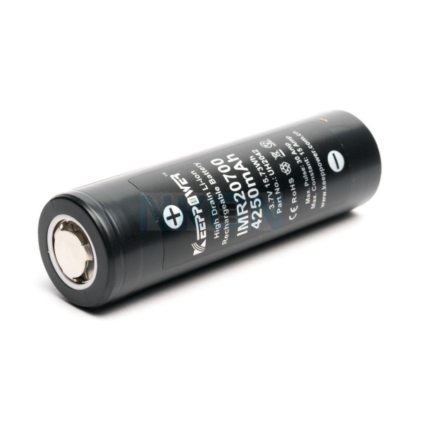 Keeppower IMR 20700 4250mAh - 15A