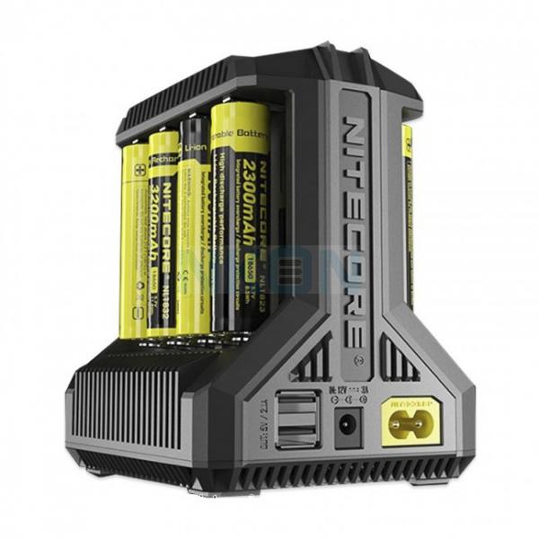 Nitecore Intellicharger i8 batterycharger