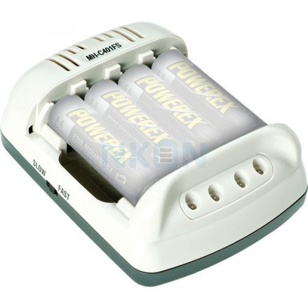 Maha powerex MH-C401FS battery charger