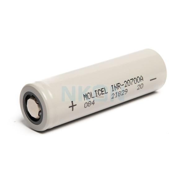 Molicel INR20700A 3000mAh - 35A