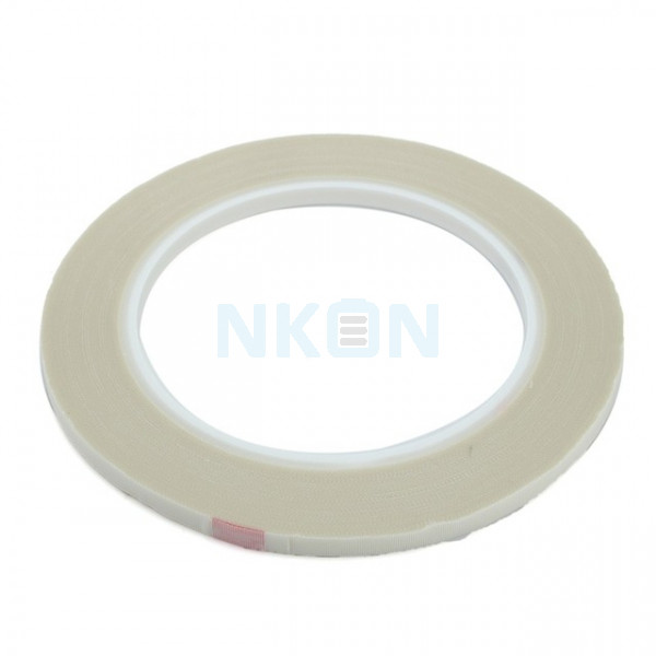White high temperature resistance tape up to 100 ° C