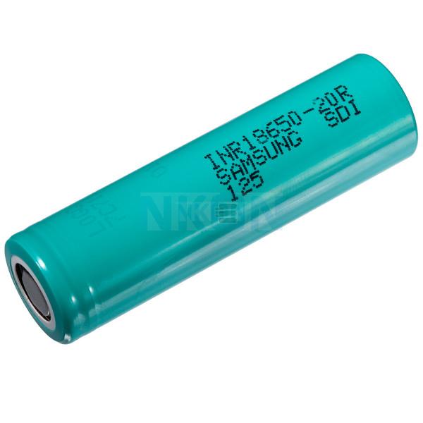 Samsung INR18650-20R 2000mAh - 22A