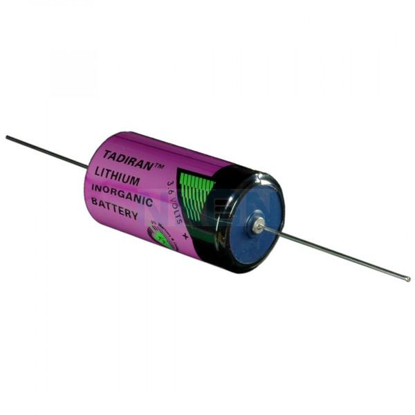 Tadiran SL-2770 / C with axial solder tags (CNA) - 3.6V