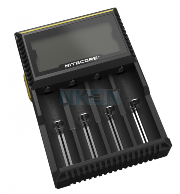 Nitecore Digicharger D4 EU batterycharger