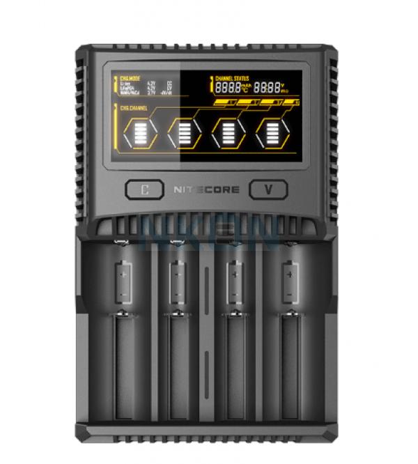 Nitecore SC4 charger