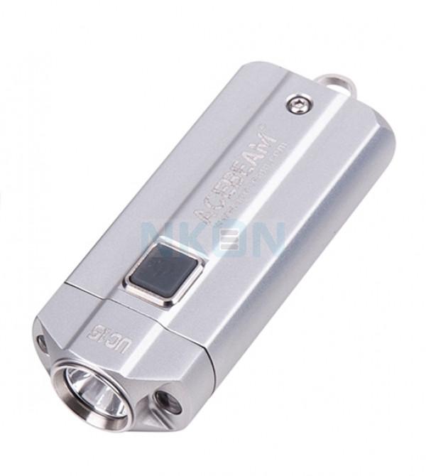 Acebeam UC15 Nichia 90+ CRI - Silver (10440 batteries included)