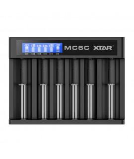 XTAR MC6C battery charger