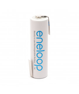 1 AA Eneloop with Z-tags - 1900 mAh