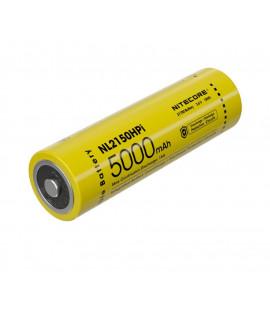 Nitecore 21700 NL2150HPi 5000mAh - 15A