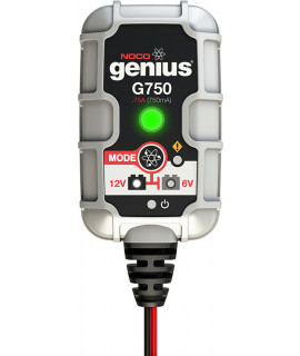 Noco Genius G750 Multicharger 6/12V - 0.75A