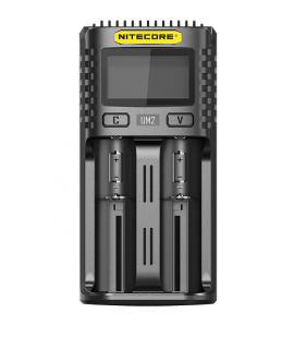 Nitecore UM2 USB battery charger