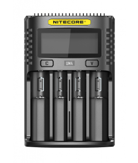 Nitecore UM4 USB battery charger